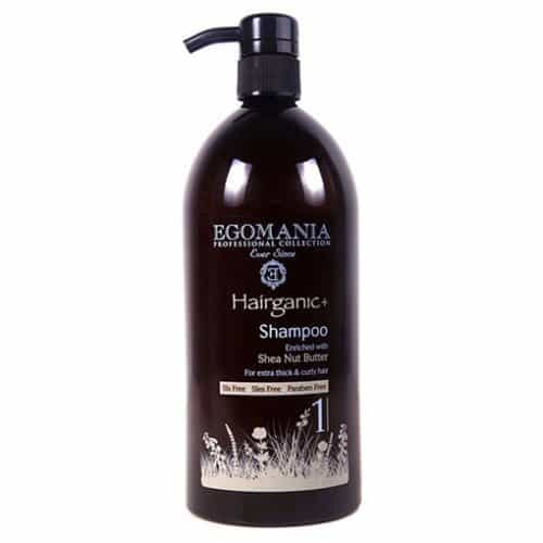 Шампунь Egomania Professional Hairganic+ (1000 мл) 1640226