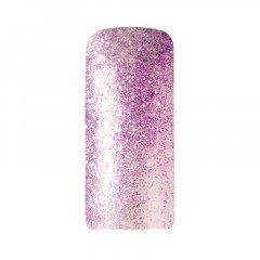 Гель глиттер Planet Nails, пурпурит, 5 г 11552