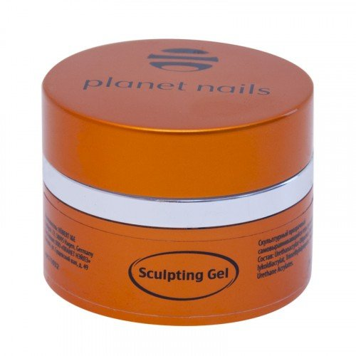Гель Planet Nails, Sculpting Gel, 30 г 11032