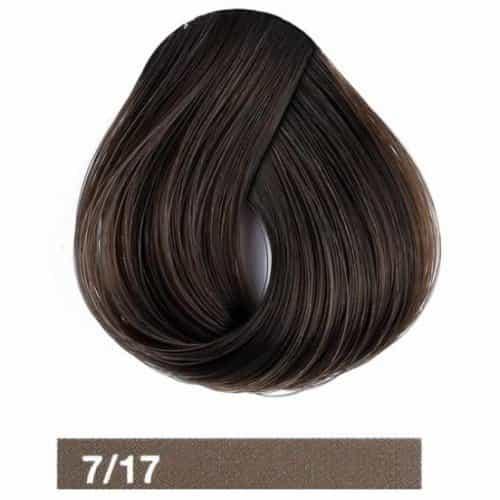 Купить крем-краску Lakme Collage 7/17, средний блондин пепельный 27171