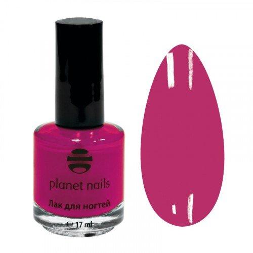 Лак для ногтей Planet Nails, с эффектом гелевого покрытия, 872, 17 мл 14872