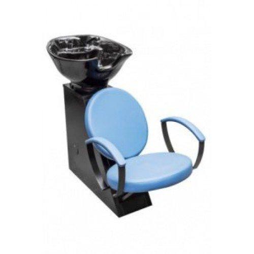 Кресло мойка Имидж Мастер Стил, красное, 3022 Skaden, 1,45 К-СТЛм3022