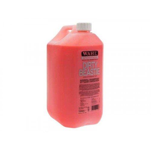 Шампунь Wahl Dirty Beastie 5 литров 2999-7580