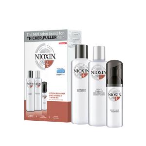 Набор Nioxin Система 4 XXL для густоты и обьема окрашенных волос 99240010423