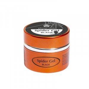 Гель-паутинка Planet Nails Spider Gel черная 5 г. 11291