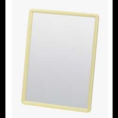 Зеркало Dewal Beauty одностороннее, настольное на пластиковой подставке MR28