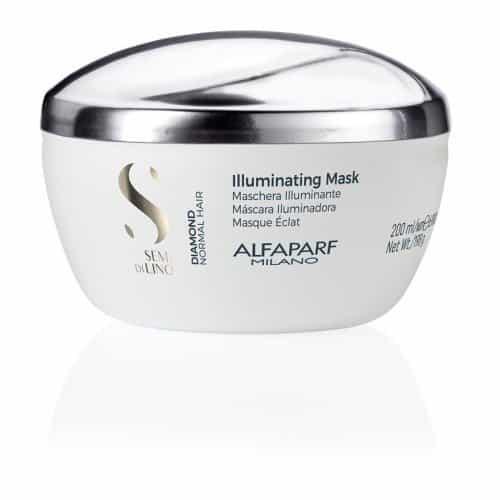 Маска для нормальных волос, придающая блеск Alfaparf Illuminating Mask 200 мл 16449