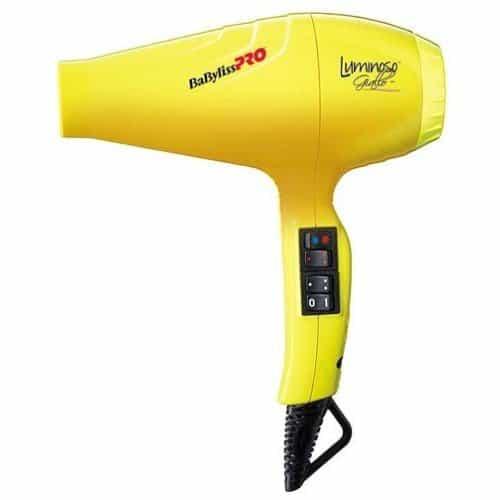 Фен BaByliss Pro Luminoso Giallo BAB6350IYE