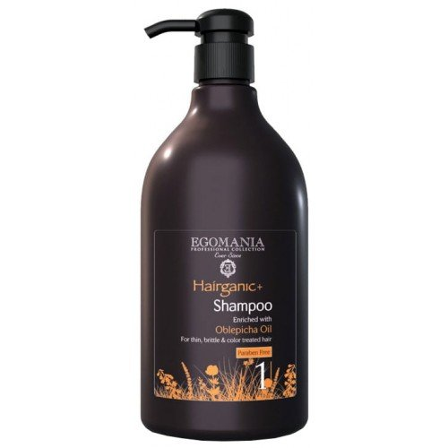 Шампунь Egomania Professional Hairganic+ (1000 мл) 1640103