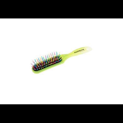 Щётка для волос Harizma Rainbow узкая h10701J-16