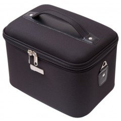 Кейс для парикмахерских инструментов Harizma черный 28x21x22 см h10514-15M