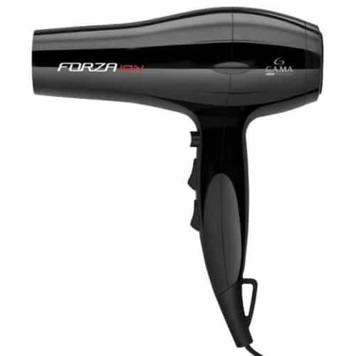 Купить Фен Ga.Ma Forza Ion черный с ионизацией 2400 Вт