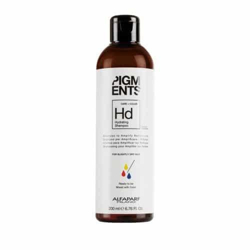 Шампунь увлажняющий Alfaparf Pigments Hydrating Shampoo 200 мл 014095