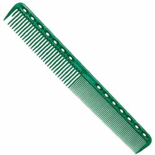 Расческа для стрижки многофункциональная Y.S.Park YS-339 green