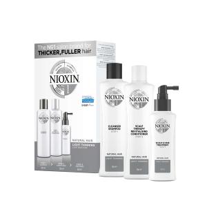 Набор Nioxin Система 1 для усиления структуры волос и защиты от выпадения 81630783