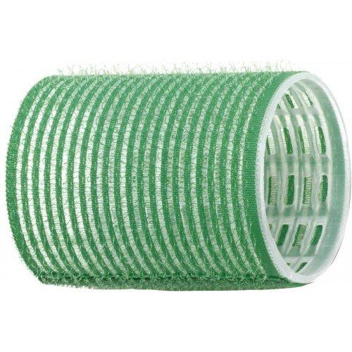 Бигуди-липучки Dewal зеленые, 48 мм, 12 шт/уп R-VTR1