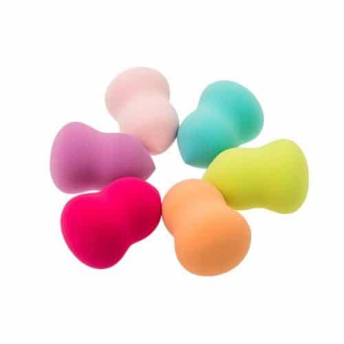 Каплеобразный спонж для макияжа, цвет в ассортименте Sibel 0904560–00