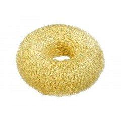Подкладка для волос кольцо 9 см, блонд. 9500191