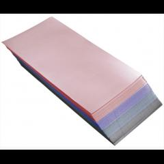 Бумага для мелирования Sibel цветная 20 см 4333081