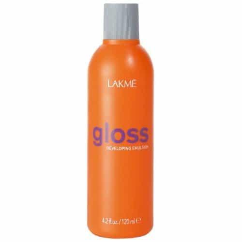 Проявляющая эмульсия Lakme Gloss Developing Emulsion 120 мл 42111