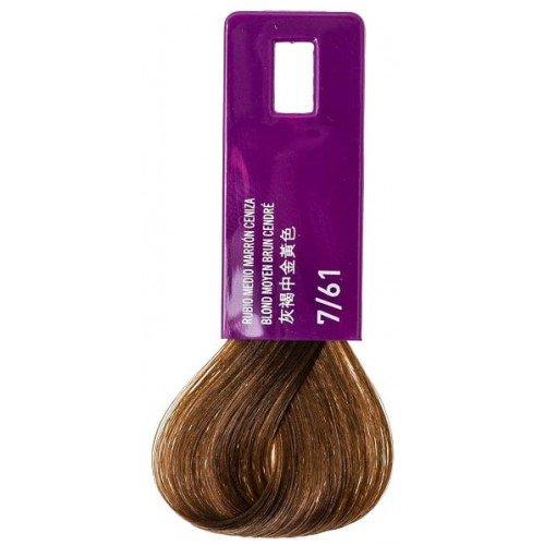 Тонирующая крем-краска Lakme Gloss Color Rinse 7/61 ,средний блондин коричнево-пепельный 37611