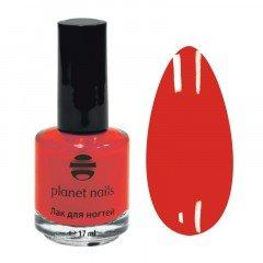 Лак для ногтей Planet Nails, с эффектом гелевого покрытия, 869, 17 мл 14869