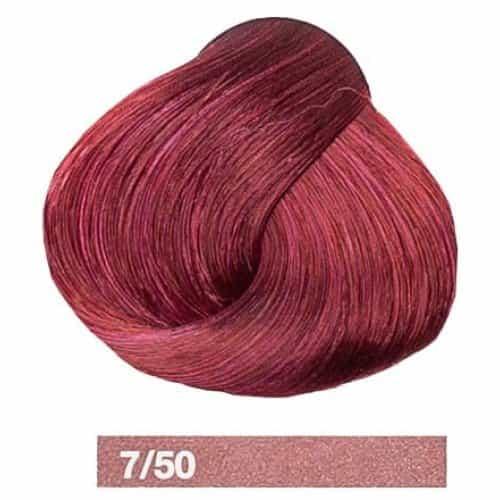 Крем-краска 7/50, средний блондин махагоновый 27501