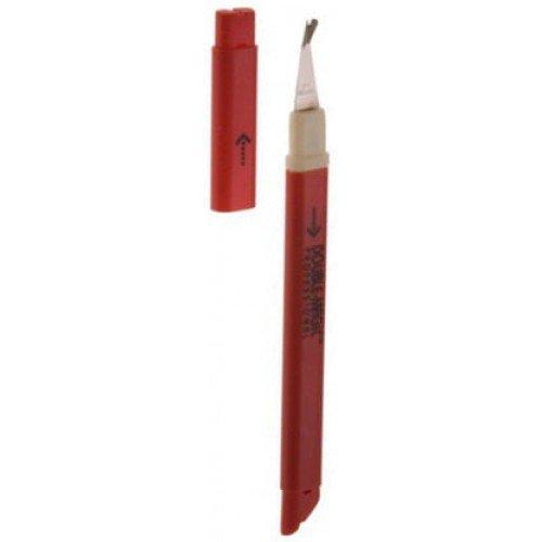 Пилочка и нож для кутикулы Kiepe 400