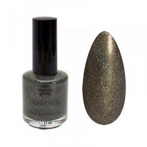 Лак для ногтей Planet Nails голография (224) 17 мл 14924