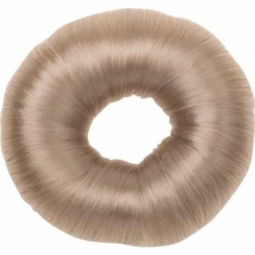 Валик для прически Dewal, искусственный волос, блондин, диаметр 8 см HO-5115 Blond
