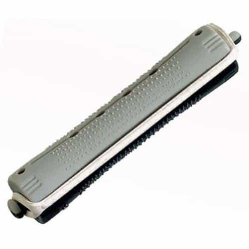 Коклюшки Sibel для химзавивки длинные серо-черные 12 шт 4500839