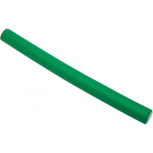 Бигуди-бумеранги Dewal, зеленые, 20/240 мм 10 шт/уп BUM20240